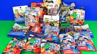 Ultimate Surprises Blind Bags Opening DC vs Marvel Super Hero Limited Edition Red Hulk Toys