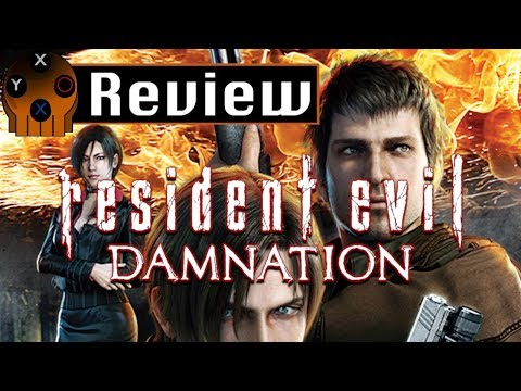 Resident Evil Damnation 2012 Review 7 10 Youtube