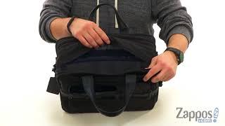 Tumi Alpha 2 - Tumi T-Pass™ Expandable Laptop Brief SKU: 8434522