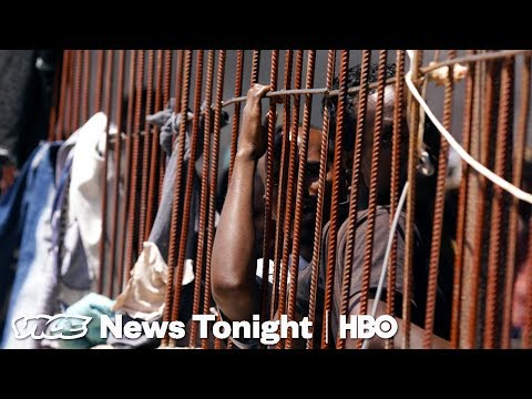 Exclusive Access Inside A Deplorable Migrant Camp In Yemen (HBO)