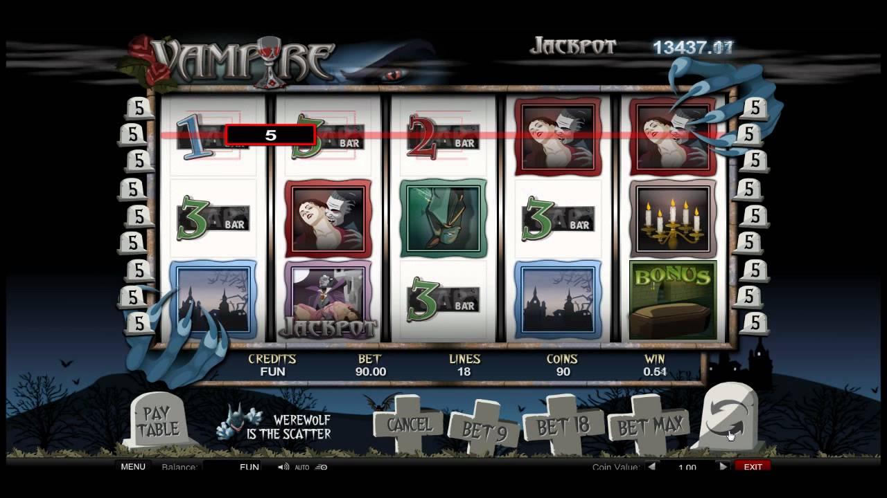 Spiele The Vampires - Video Slots Online
