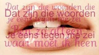 Ik Hou Van Jou - Gordon (Lyrics).