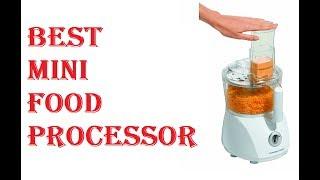 Best Mini Food Processor 2019