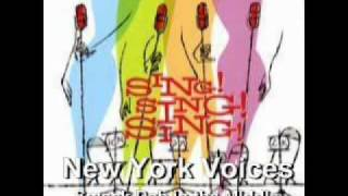 New York Voices, Smack Dab in the Middle.wmv