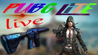 [HINDI] PUBG MOBILE LITE LIVE STREAM || ANYONE CAN JOIN || TEAM CODE|| RUSH GAMEPLAY ||