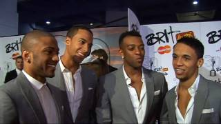 JLS to work with Rihanna