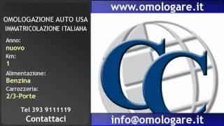 Omologazione Auto Pratiche Internazionali Immatricolazione Auto Americane Import