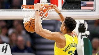 Cleveland Cavaliers vs Milwaukee Bucks - Full Game Highlights | March 24, 2019 | 2018-19 NBA Season