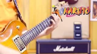 Haruka Kanata - Nhạc phim Naruto Open 2 ( Guitar Solo)
