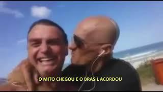 Nova Musica Em Homenagem Ao Bolsonaro - O Mito Chegou - Link Da DescriÇÃo