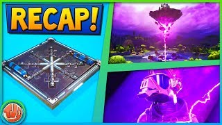 SEASON 6 | ISLAND MOVES | FREEZE TRAP!!! (RECAP WEEK 39)-Fortnite: Battle Royale