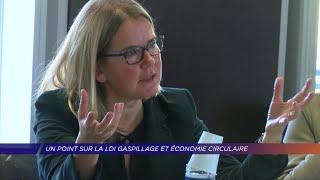 Yvelines | Un point sur la loi gaspillage et économie circulaire