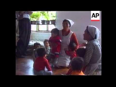 North Korea - Food aid programme