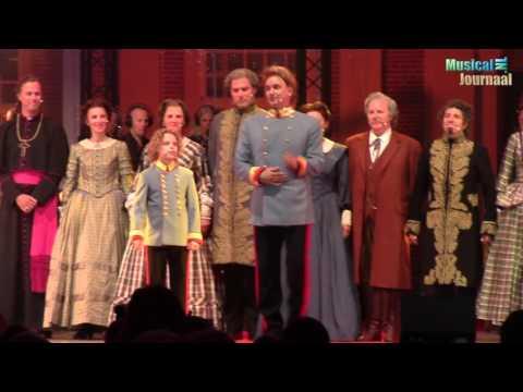 Pers-première 'Elisabeth in Concert'