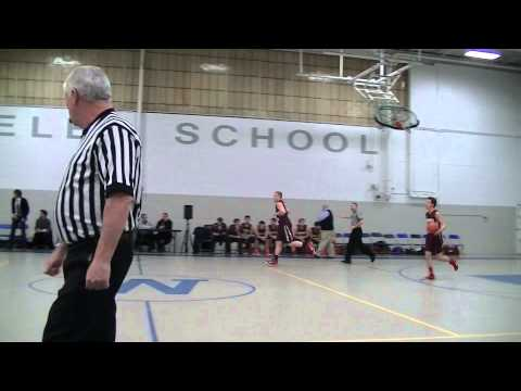 Cooper v. RISD (away game) First half part 1