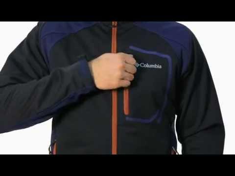 Columbia Sportswear Men's Key Three II Softshell Omni-Heat ...