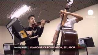 euronews learning world - Hitting the right note in music school
