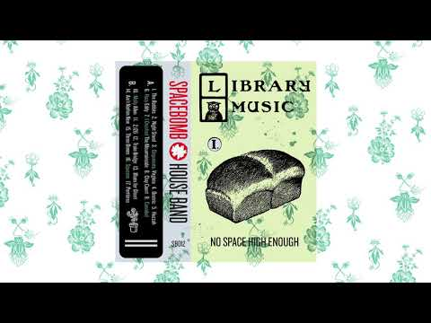 Spacebomb House Band – Library Music I: No Space High Enough