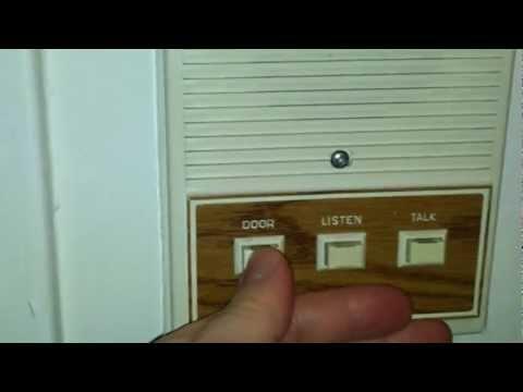 Apartment Hack: Hacking Intercom for No-Key Door