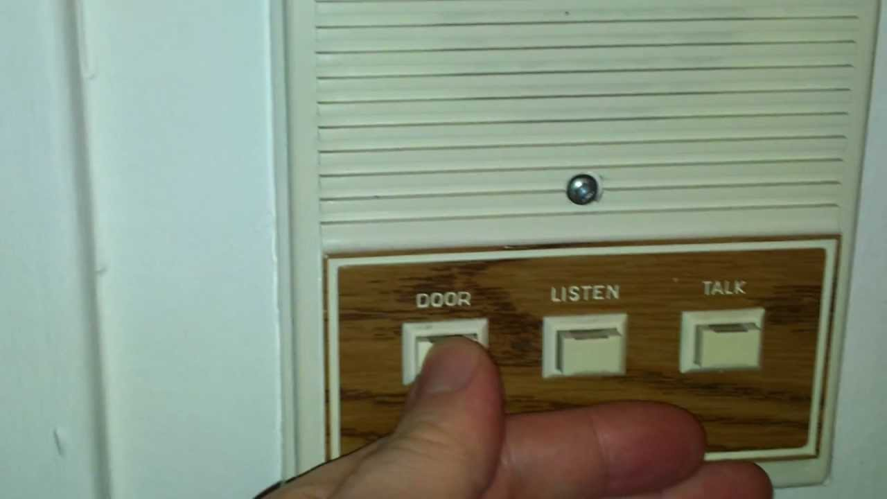 Apartment Hack Hacking Intercom For No Key Door Youtube