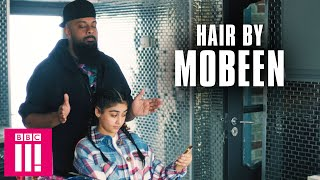 Hair By Mobeen | Man Like Mobeen Series 3 On iPlayer Now