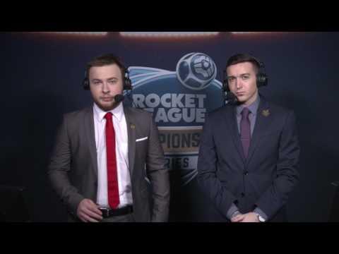 ROCKET LEAGUE GAMEPLAY - MOC IT ESPORTS VS ALPHA SYDNEY - RLCS S3