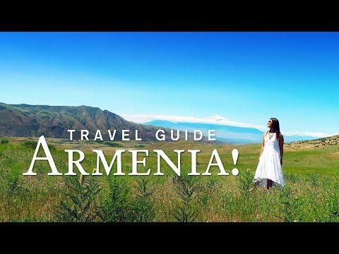 Travel guide - Armenia!