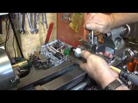 Easy To make Sturdy Dremel Tool With ER11 Collet Chuck Myford /Mini Lathe