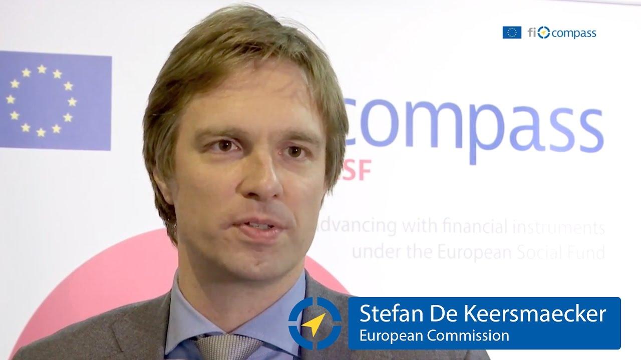 Stefan De Keersmaecker, European Commission on financial instruments under  the ESF | fi-compass