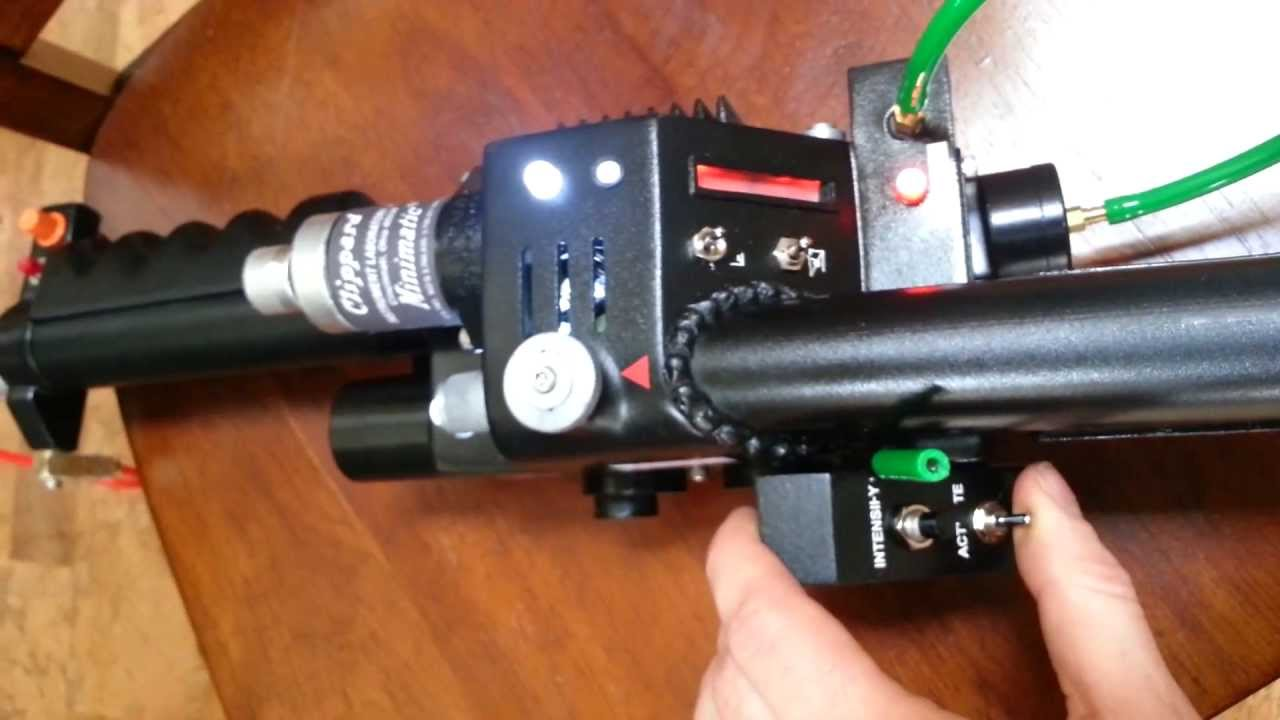 Ghostbusters Proton Pack Thrower Build Youtube