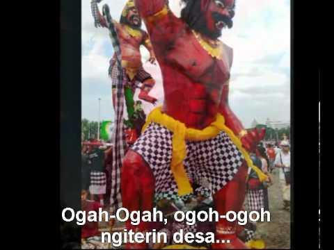 Ogoh-Ogoh voc. Okid Kres feat Yan Bero- with liric