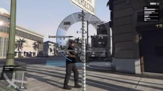 Gta online PS4 Шеф разрешил)) (патч 1.34)