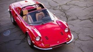 1974 Ferrari Dino 246 Gts 363 000 Sold Youtube