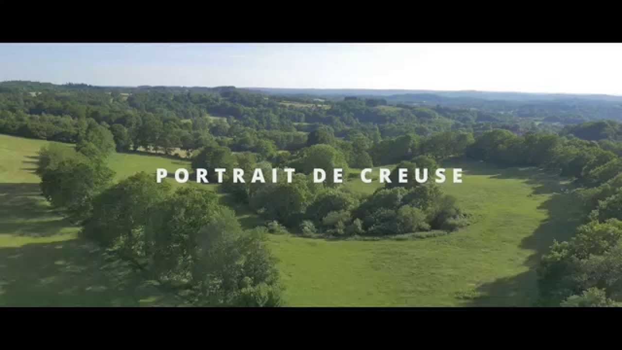 Portrait de Creuse avec Marc Pouyet