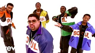 Soul For Real - Candy Rain (Remix) ft. Heavy D