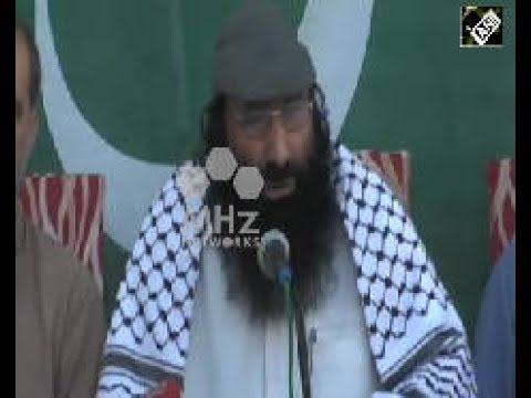 Hizbul Mujahideen chief Syed Salahuddin named 'Global Terrorist' by US