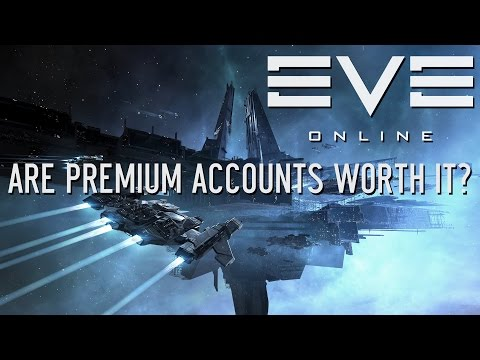 [OUTDATED] EVE Online - Free vs Premium Accounts, What are the Differences? (Alpha vs Omega)