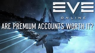 EVE Online - Free vs Premium Accounts, What are the Differences? (Alpha vs Omega)