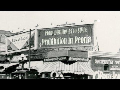 From Distilleries to Stills: Prohibition in Peoria