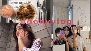 ddohyvlog(3일간의 브이로그, 아이노테이블,서울…