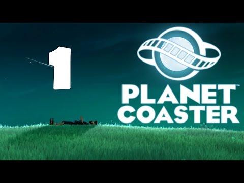 Planet Coaster - 1 - Captain Lockjaw's Buried Treasures