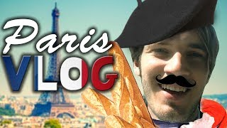 PARIS VLOG.