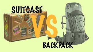 Backpack Chat: Suitcase Vs. Backpack