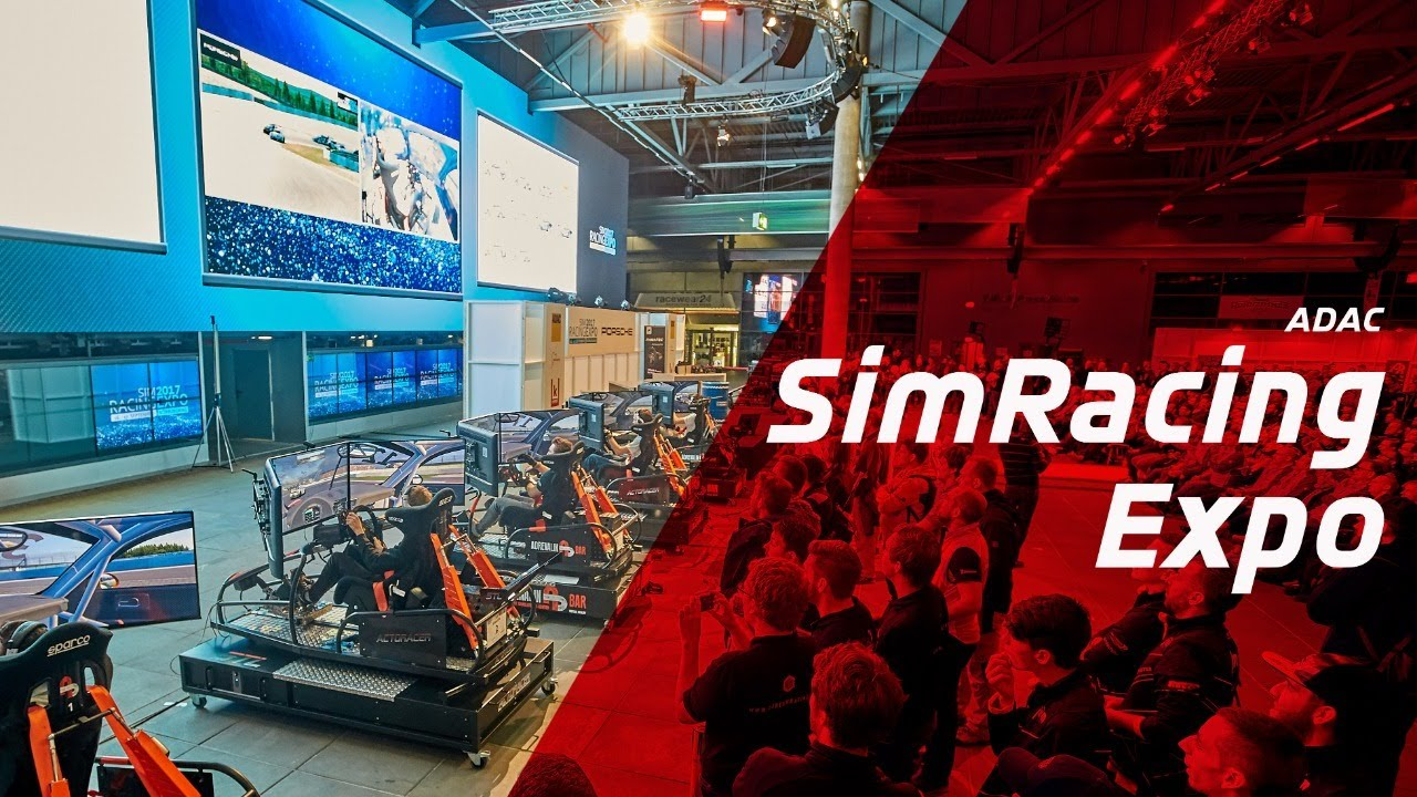 SimRacing Expo Live Friday 17th September