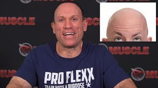 PREVENTING HAIRLOSS: Palumbo Explains
