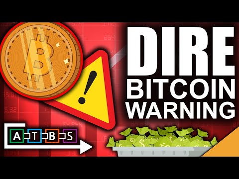 DIRE BITCOIN WARNING!!! Top Analyst Points to Crypto's Make Or Break Moment!