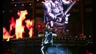"KISS - The Devil is Me ""Unofficial Video"""