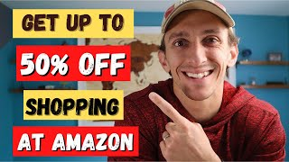 How To Save UP TO 50% Shopping At Amazon #shorts