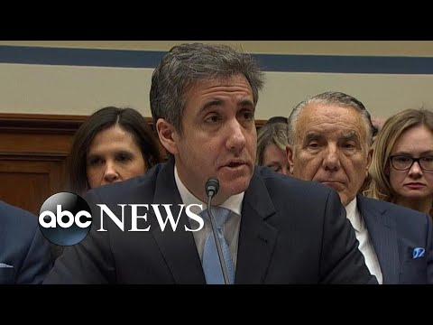 What we learned from Michael Cohen's House Oversight Committee testimony
