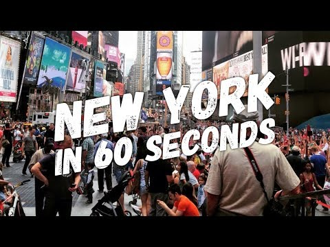 New York in 60 Seconds